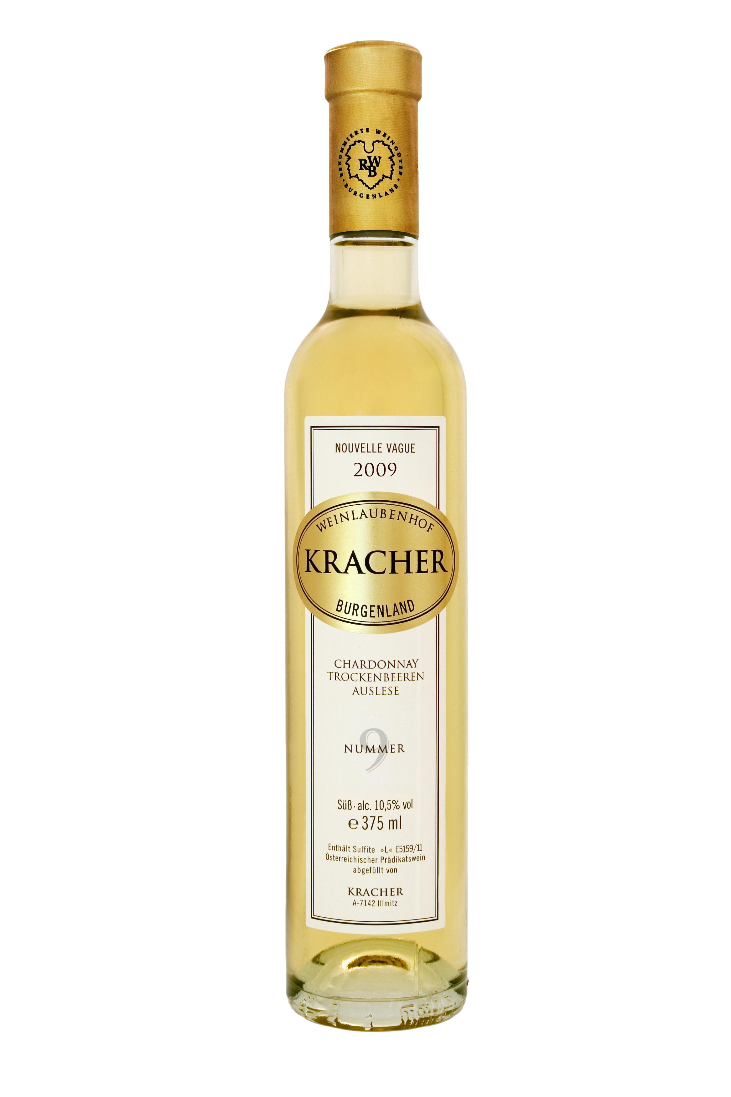 2009 TBA No. 9 Chardonnay