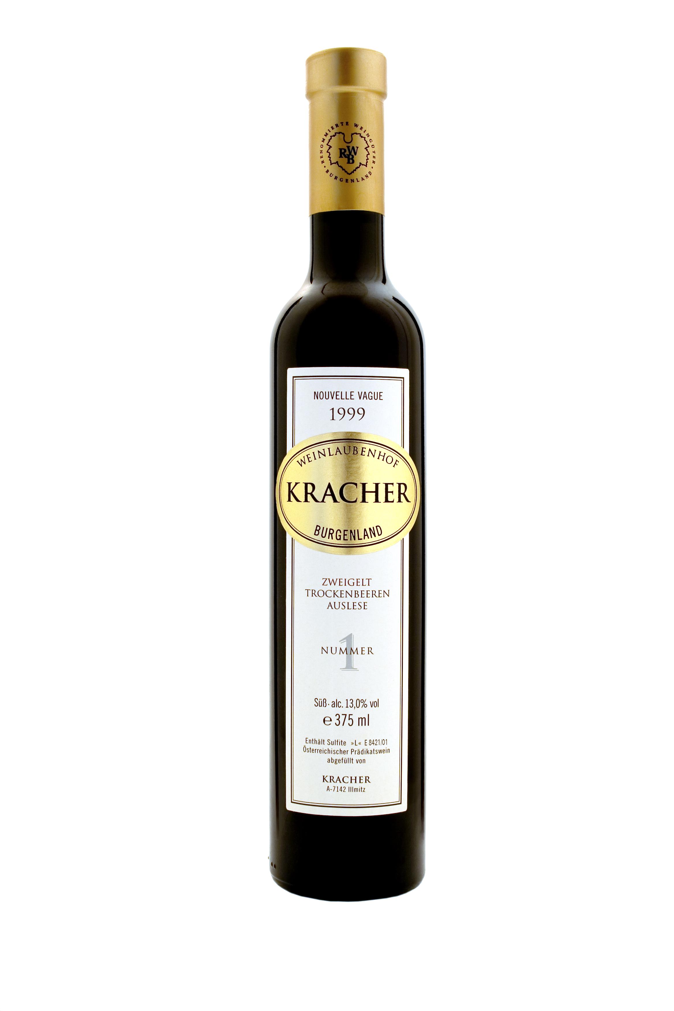 1999 TBA No. 1 Zweigelt/Pinot Noir