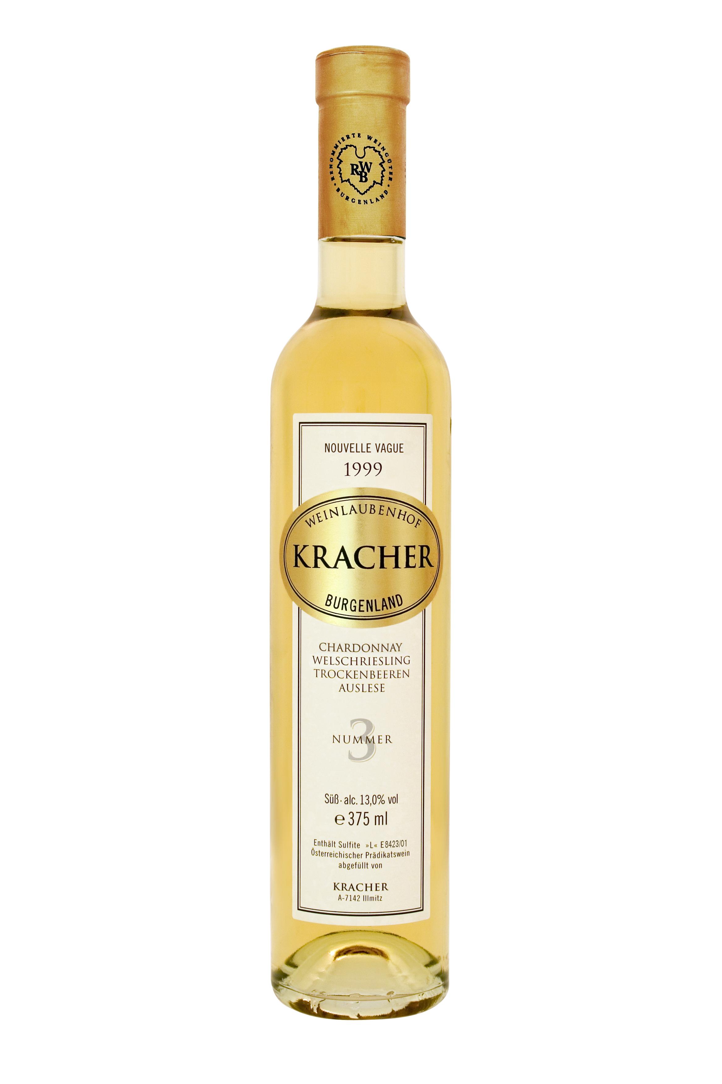 1999 TBA No. 3 Chardonnay/Welschriesling