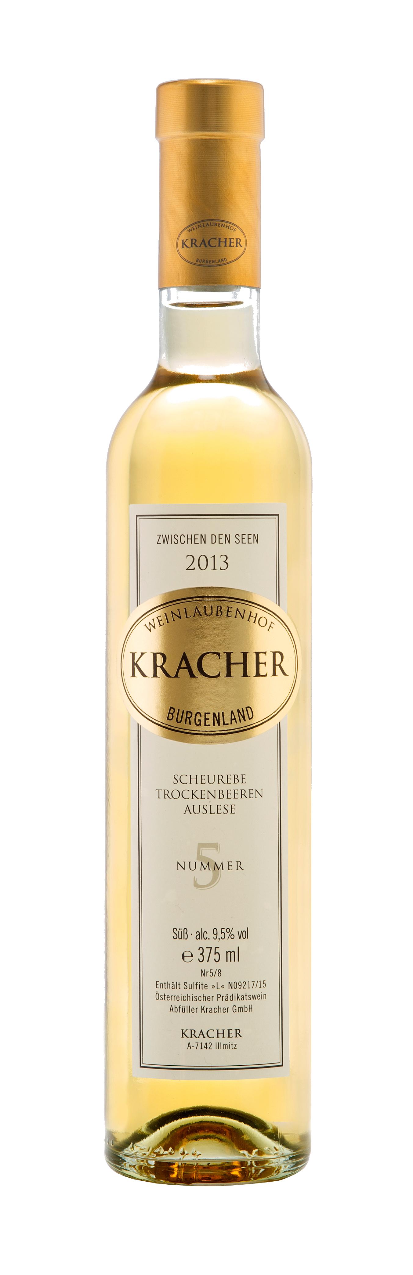 2013 TBA No. 5 Scheurebe