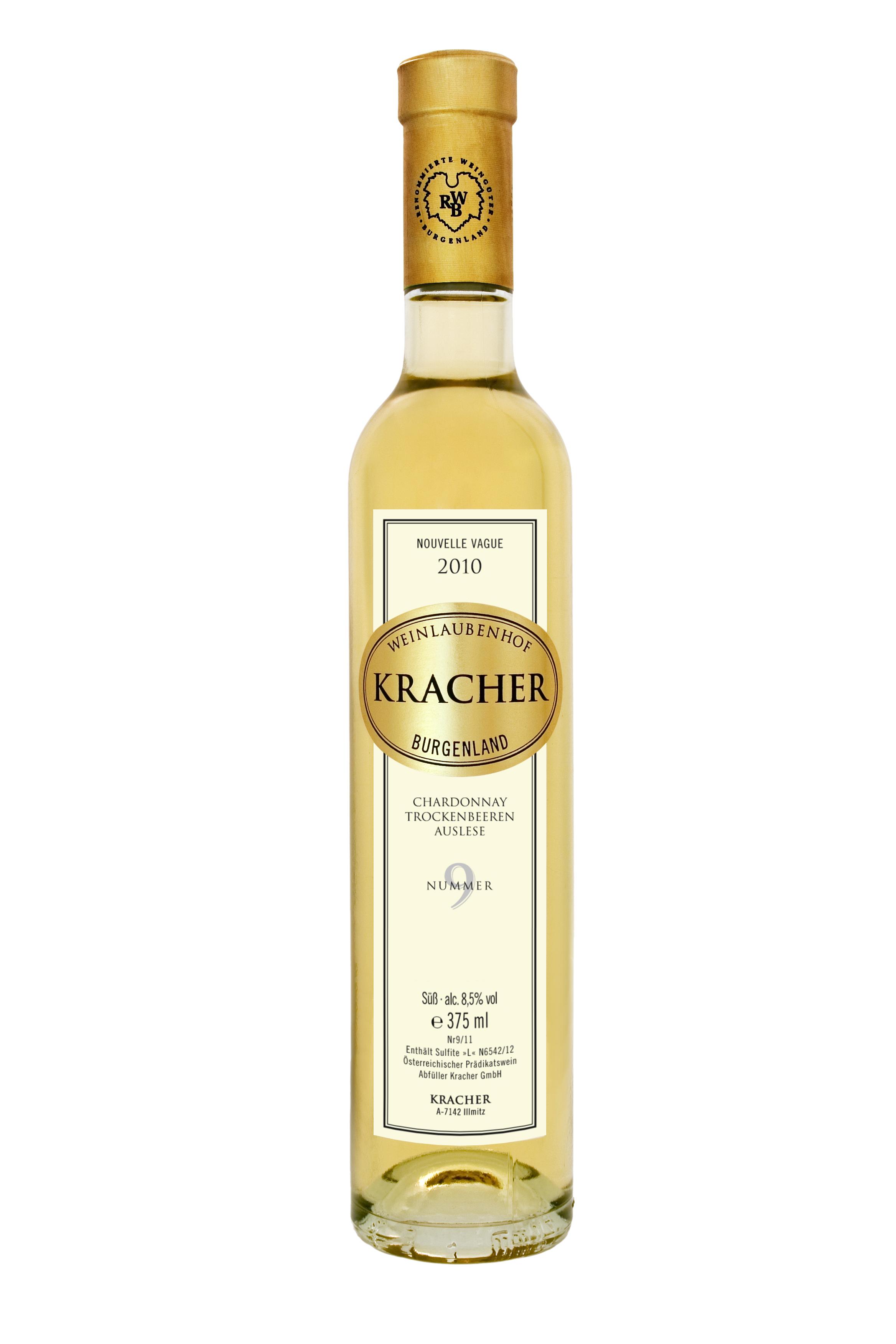 2010 TBA No. 9 Chardonnay